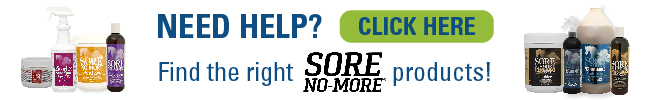 Find the right Sore No-More products!